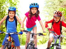 kids and bicycles