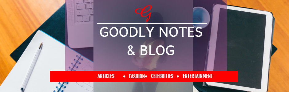 Goodly Notes & Blog