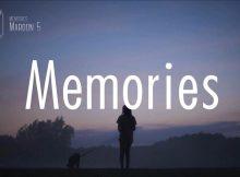 MEMORIES: Music by MAROON 5