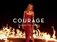 COURAGE: Music by CELINE DION