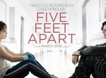 THE MOVIE: FIVE FEET APART