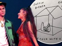 STUCK WITH U by ARIANA GRANDE ft JUSTIN BEIBER